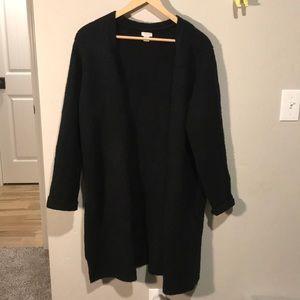 J.Crew knee length sweater